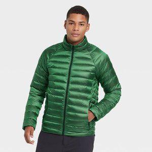 Men's Packable Down Puffer Jacket Size XL